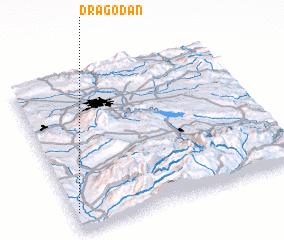 3d view of Dragodan