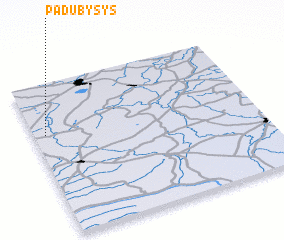3d view of Padubysys
