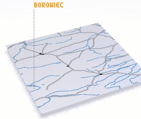 3d view of Borowiec