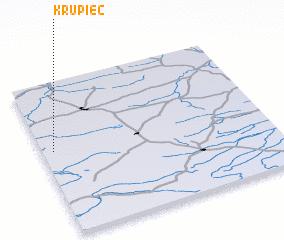 3d view of Krupiec