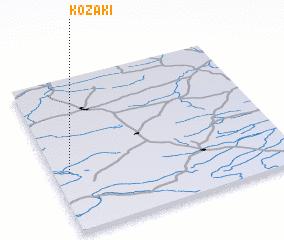 3d view of Kozaki