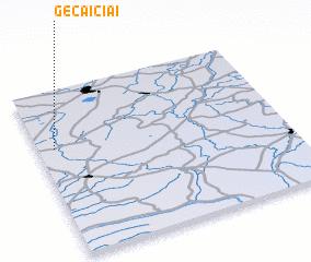 3d view of Gečaičiai