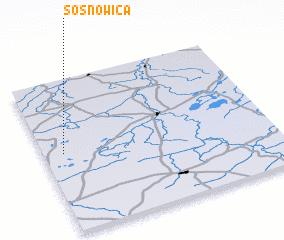 3d view of Sosnowica