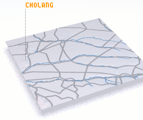 3d view of Cholang
