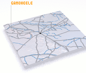 3d view of Ga-Moheele