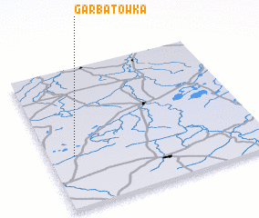 3d view of Garbatówka