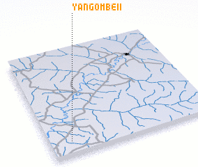 3d view of Yangombe II
