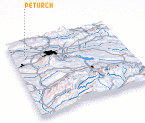 3d view of Petŭrch