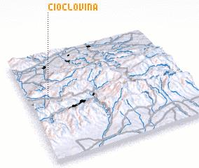 3d view of Cioclovina