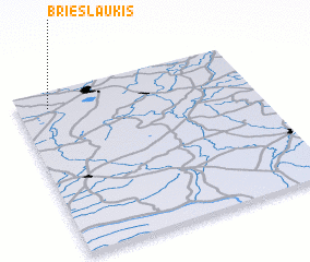 3d view of Briešlaukis