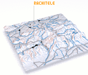 3d view of Răchiţele
