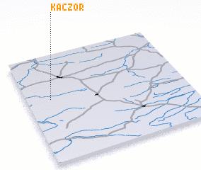 3d view of Kaczor
