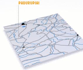 3d view of Padurupiai