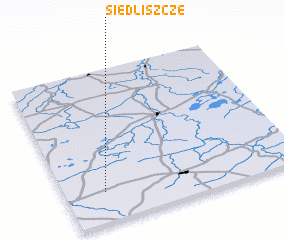 3d view of Siedliszcze