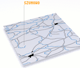 3d view of Szumowo