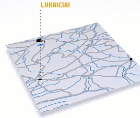 3d view of Lukaičiai