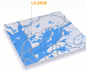 3d view of Lilenge