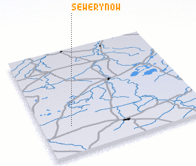 3d view of Sewerynów