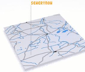 3d view of Sewerynów