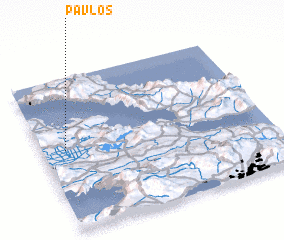 3d view of Pávlos