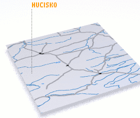 3d view of Hucisko