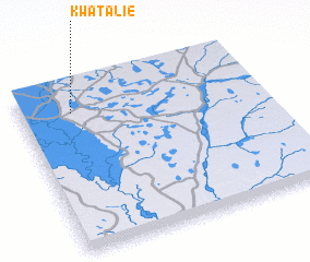 3d view of Kwatalie