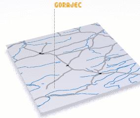 3d view of Gorajec
