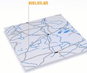 3d view of Wielkiłan
