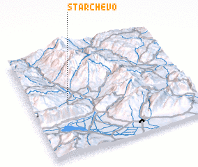 3d view of Starchevo