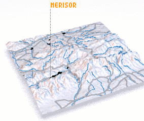 3d view of Merişor