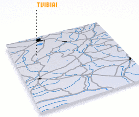 3d view of Tvibiai