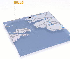 3d view of Hullo