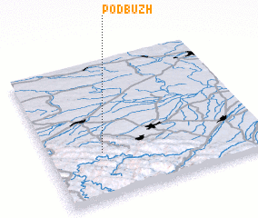 3d view of Podbuzh