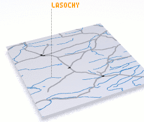 3d view of Łasochy