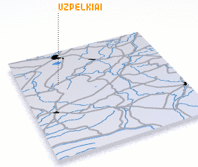 3d view of Užpelkiai