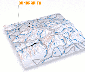 3d view of Dumbrăviţa
