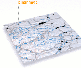 3d view of Ruginoasa