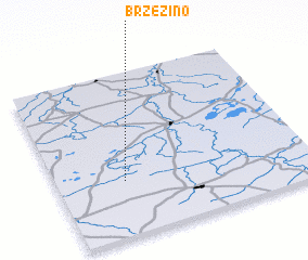 3d view of Brzezino