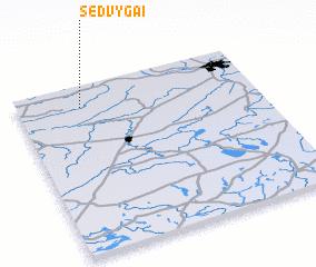 3d view of Šedvygai