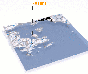 3d view of Potámi