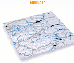 3d view of Dîmbureni