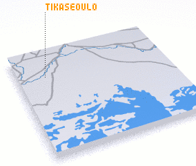 3d view of Tikaseoulo
