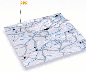 3d view of Apa