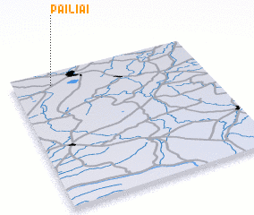3d view of Pailiai