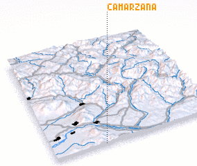 3d view of Cămărzana