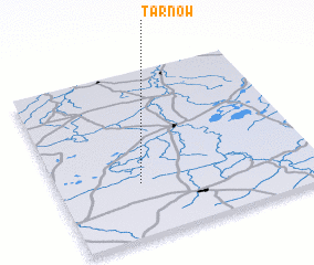 3d view of Tarnów