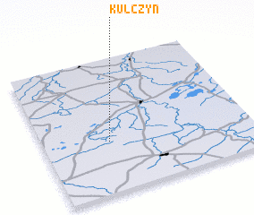 3d view of Kulczyn