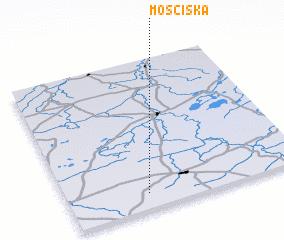 3d view of Mościska
