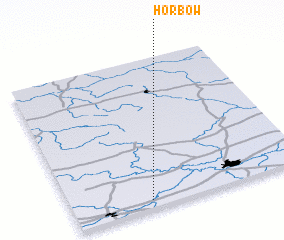 3d view of Horbów