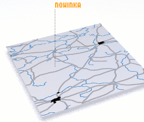 3d view of Nowinka